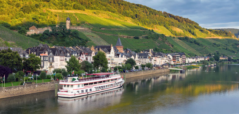 RSM in Zell (Mosel)